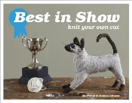 Best in show : Knit your own cat