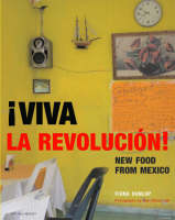 "Cover image for ""Viva la Revolucion"" cooking book."