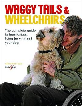 Cover of Waggy tails and wheelchairs