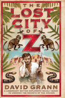 Cover: The Lost City of Z