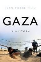 Cover of Gaza: a history