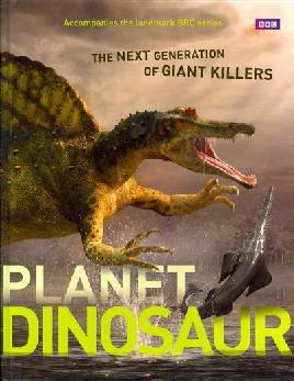 Cover of Planet Dinosaur