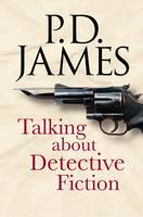 Cover of Talking about detective fiction
