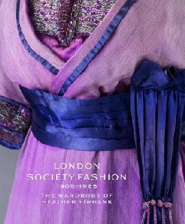 Cover of London Society Fashion
