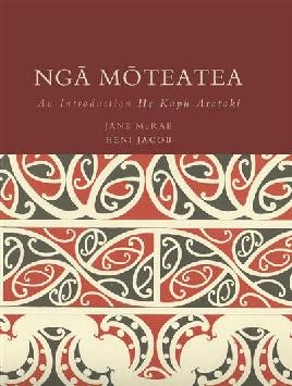 Cover of Ngā Mōteatea
