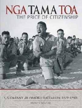 Book cover: Nga Tamatoa