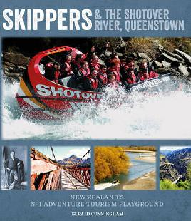 Skippers & the Shotover River, Queenstown