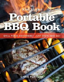 Cover of The Kiwi Sizzler Portable Barbecue Book