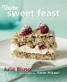 Cover of Taste sweet feast