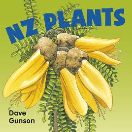 Cover of NZ Plants
