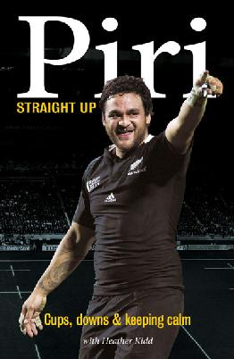 Cover: Piri Straight Up