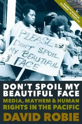 Cover of Don't spoil my beautiful face