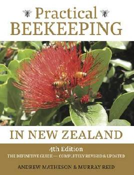 Cover of Practical Beekeeping in New Zealand