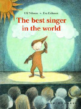 cover of The Best Singer in the World