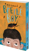 Cover of Beetle boy