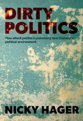Cover of Dirty Politics