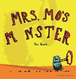 Cover of Mrs Mo's monster