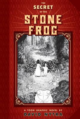 Cover of The Secret of the Stone Frog