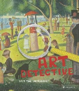 Cover of Art Detective