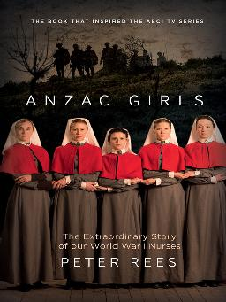 Cover of Anzac Girls