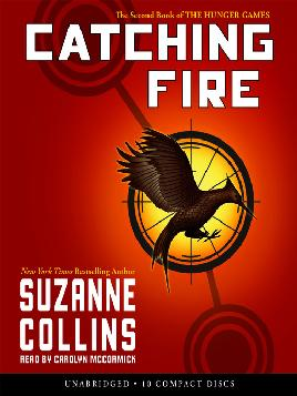Cover of Catching Fire