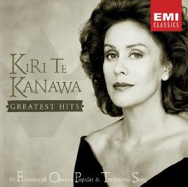 Cover of Kiri Te Kanawa Greatest hits