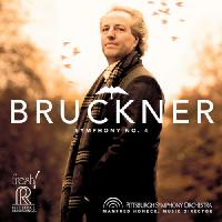 "BRUCKNER, A.: Symphony No. 4, ""Romantic"" (1886 version, ed. L. Nowak) (Pittsburgh Symphony, Honeck)"