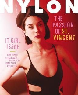 Cover of Nylon