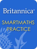 Cover of Britannica Smartmaths