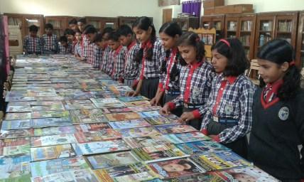 Magazine & Books Exhibition