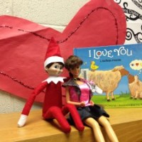 Christmas Library Centers