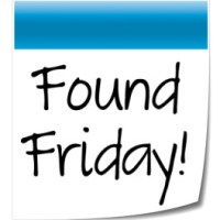 Found Friday Library Centers