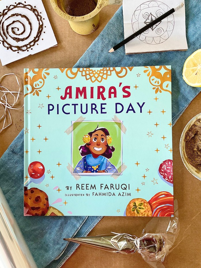 Cover of Amira's Picture Day by Reem Faruqi and Fahmida Azim