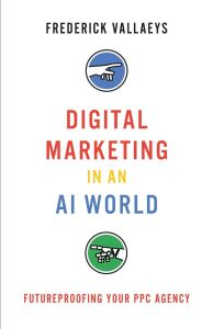 Book Cover: Digital Marketing in an AI World