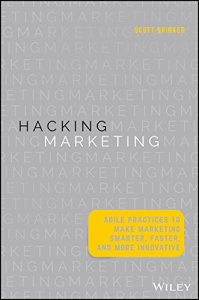 Book Cover: Hacking Marketing