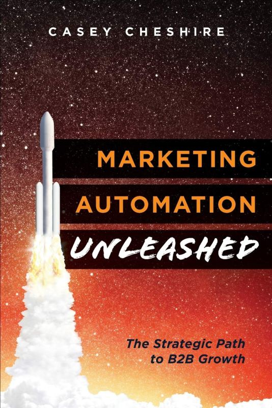 Book Cover: Marketing Automation Unleashed