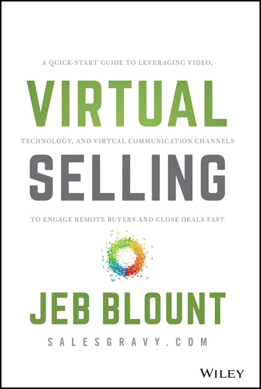 Book Cover: Virtual Selling