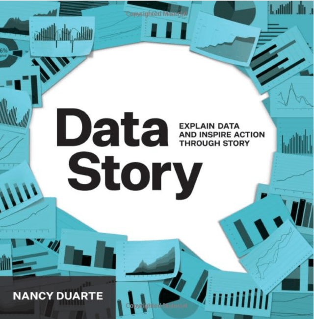 Book Cover: DataStory: Explain Data and Inspire Action Through Story