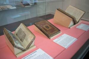 manuscripts and printed works