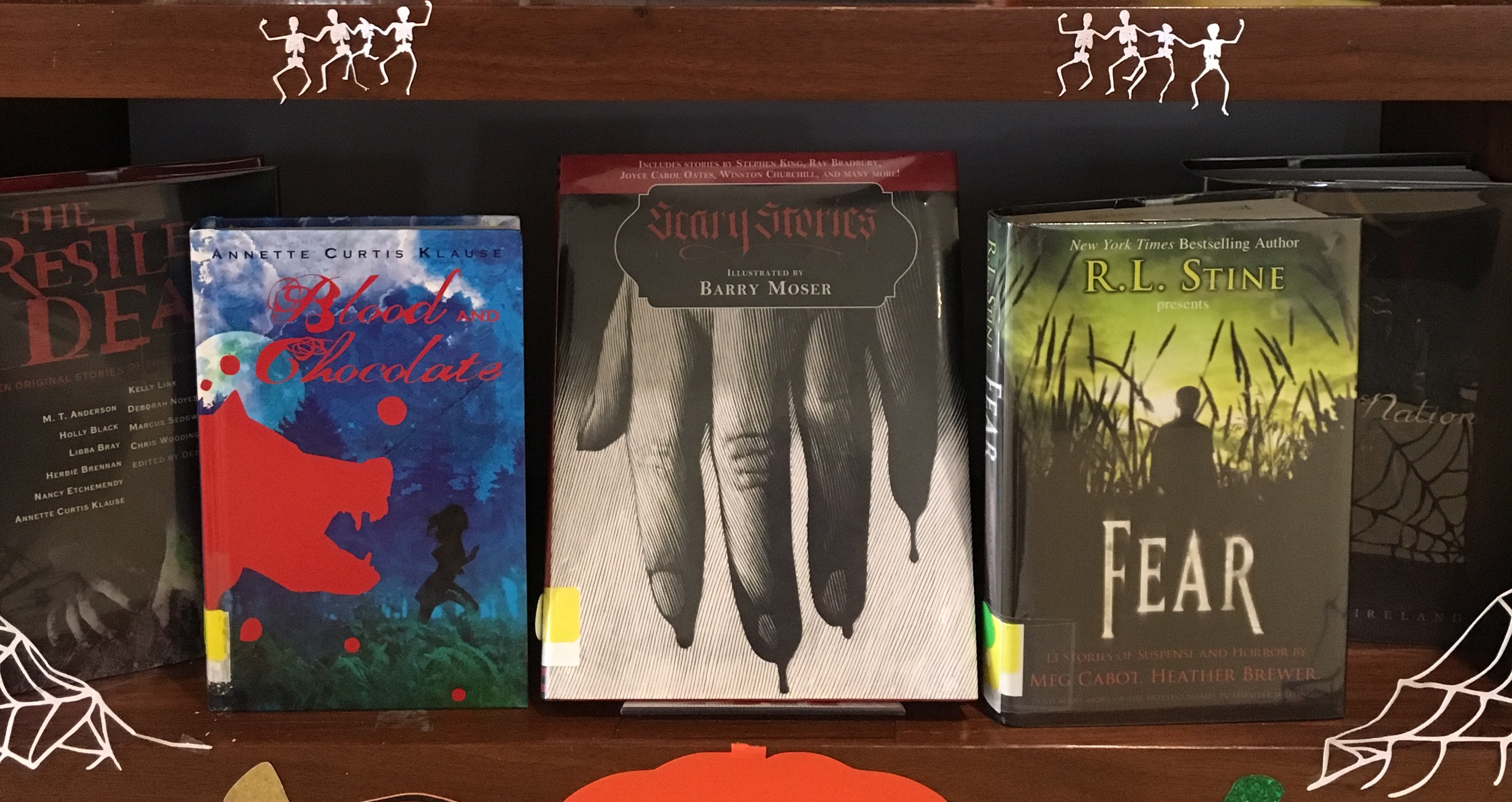 halloween themed books