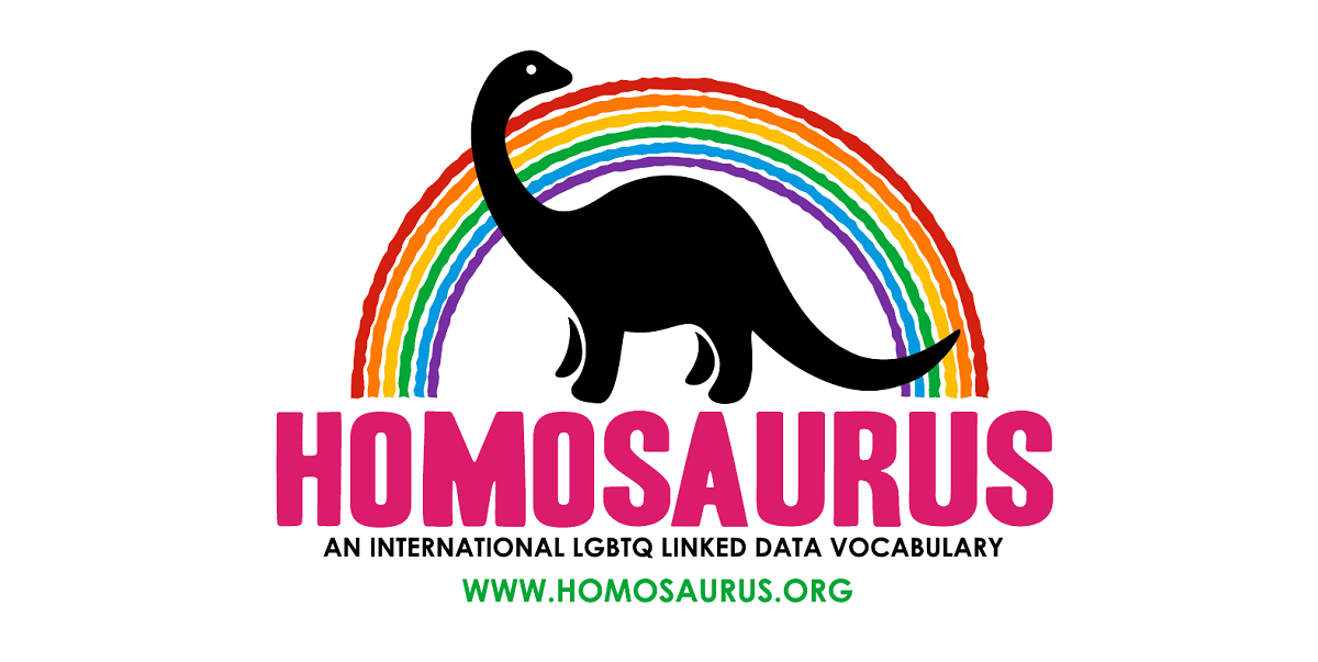 homosaurus logo