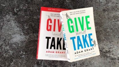 Give and Take | Adam Grant