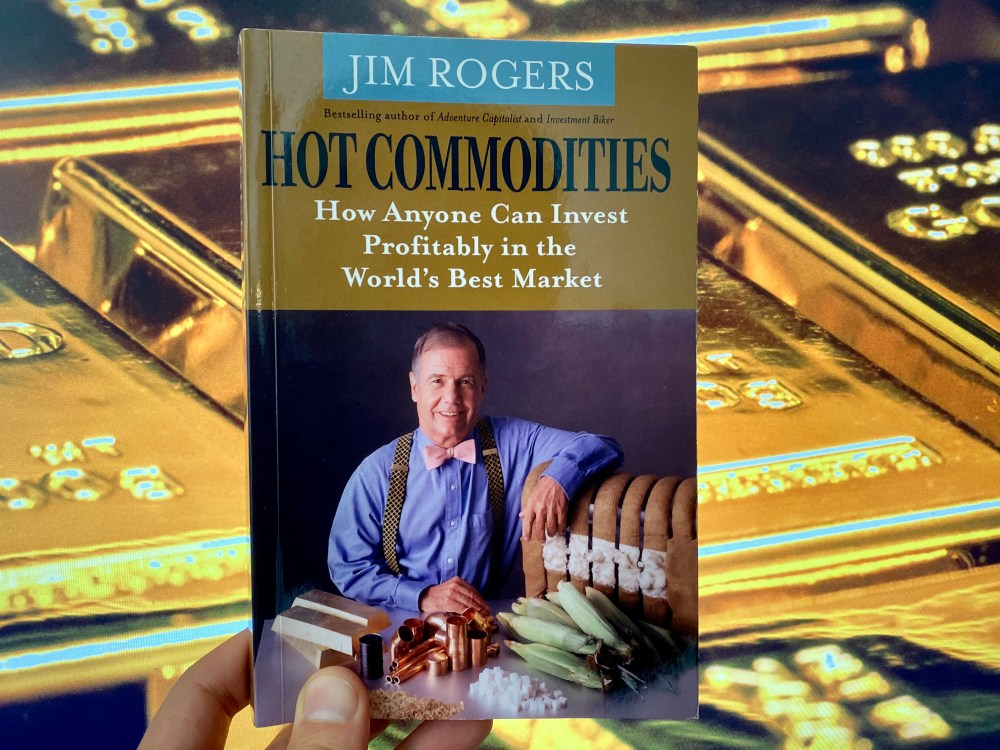 Hot Commodities | Jim Rogers
