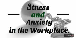 Stress and anxiety occur frequently in the workplace. Let us help you reduce your stress and anxiety level in the workplace with our guide.