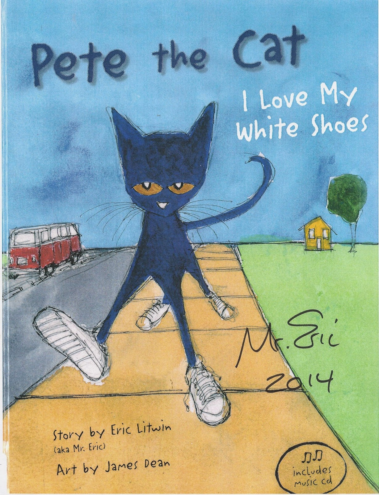 Pete The Cat S Groovy Guide To Life Library Of Cats