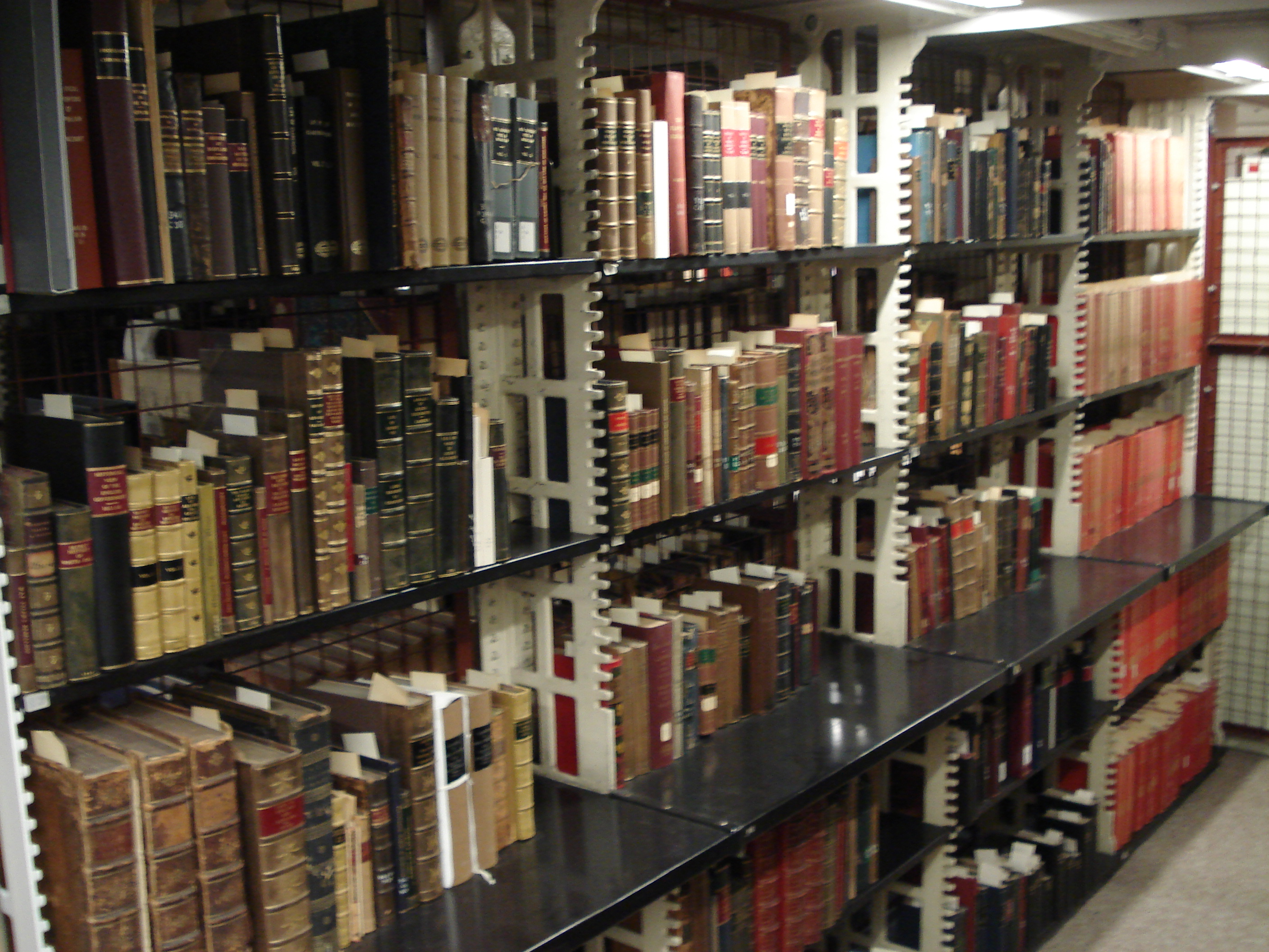 Books at the Legislative Assembly of Ontario