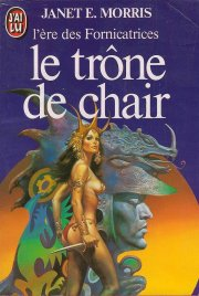 le trone de chair - Fr Cover