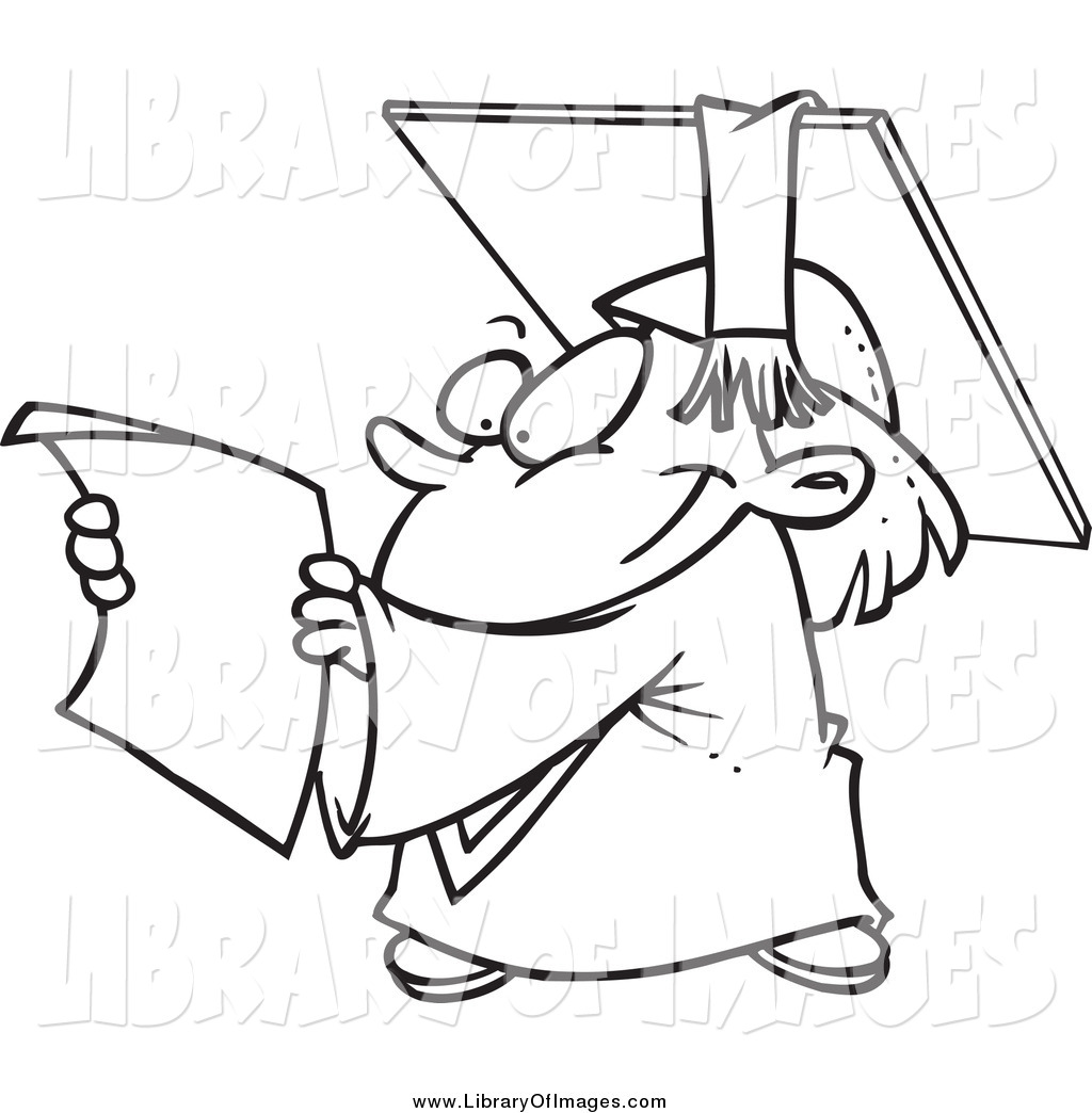 Graduation Certificate Coloring Pages Coloring Pages