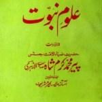 Uloom e Nabuwat By Pir Karam Shah Al-Azhari Pdf