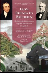 West, Gerald T. From Friends to Brethren: the Howards of Tottenham, Quakers, Brethren and evangelicals. - Troon: Brethren Archivists and Historians Network, 2016